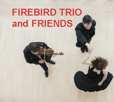 FIREBIRD TRIO & FRIENDS