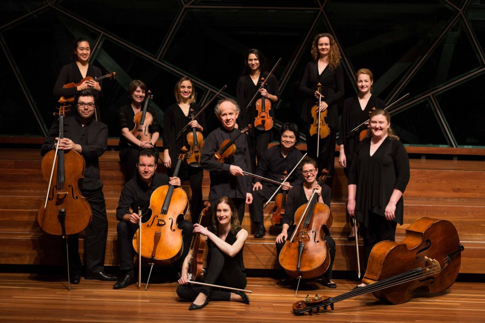 MELBOURNE CHAMBER ORCHESTRA WITH DIANA DOHERTY